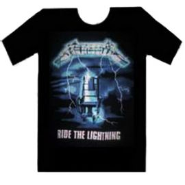Tricou METALLICA - Ride the Lightning