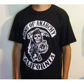Tricou SONS OF ANARCHY - California