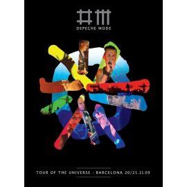 Depeche Mode - Tour of the Universe Barcelona