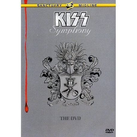 Kiss - Symphony: The DVD