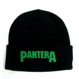 Caciula PANTERA - Logo verde