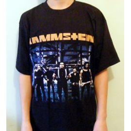 Tricou RAMMSTEIN - Band