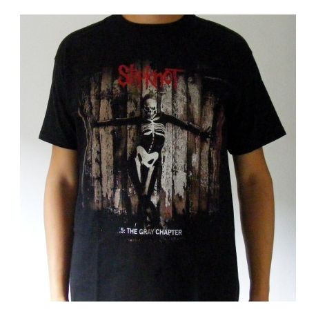 Tricou SLIPKNOT - The Gray Chapter