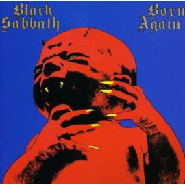 CD Black Sabbath - Born Again -Remastered-