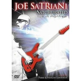 Joe Satriani - Satchurated Live in Montreal