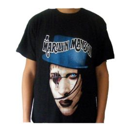 Tricou MARILYN MANSON - Blue Eye