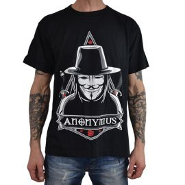 Tricou ANONYMUS