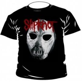 Tricou SLIPKNOT - Iron Mask