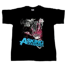 Tricou ASKING ALEXANDRIA - Skeleton