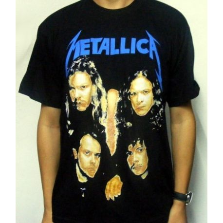 Tricou METALLICA - Band