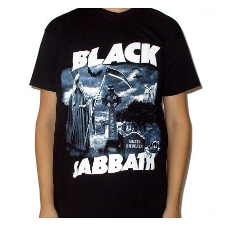 Tricou BLACK SABBATH - Black Sabbath