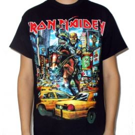 Tricou IRON MAIDEN - New York