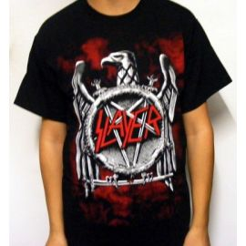Tricou SLAYER - Vultur - Model 2
