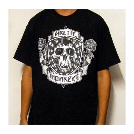 Tricou ARCTIC MONKEYS - Skull