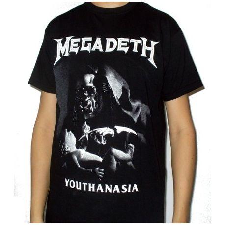 Tricou MEGADETH - Youthanasia