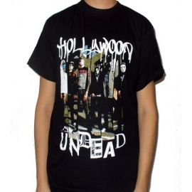 Tricou HOLLYWOOD UNDEAD - Band