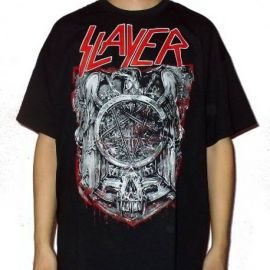 Tricou SLAYER - Red Logo