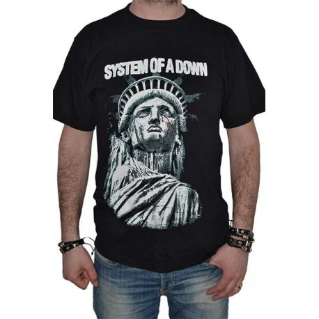 Tricou SYSTEM OF A DOWN - Cry Statue