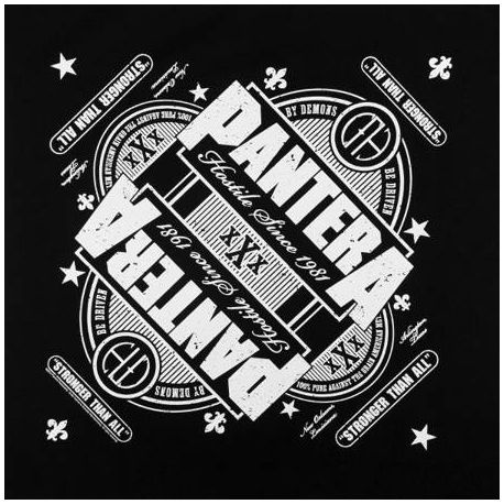 Bandana PANTERA - Stronger Than All