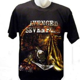 Tricou AVENGED SEVENFOLD - City Of Evil