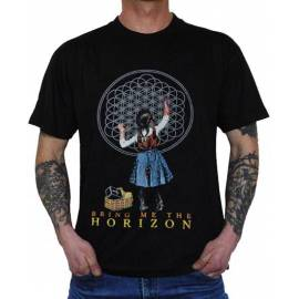 Tricou BRING ME THE HORIZON - Girl