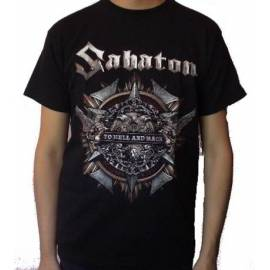 Tricou SABATON - To Hell And Back