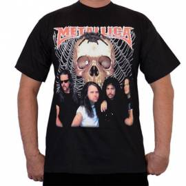 Tricou METALLICA - Spider Web Band