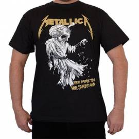 Tricou METALLICA - Their Money Tips