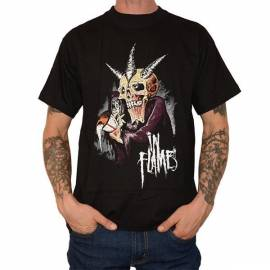 Tricou IN FLAMES - Time Keeper