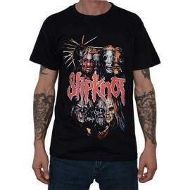 Tricou SLIPKNOT - New Masks