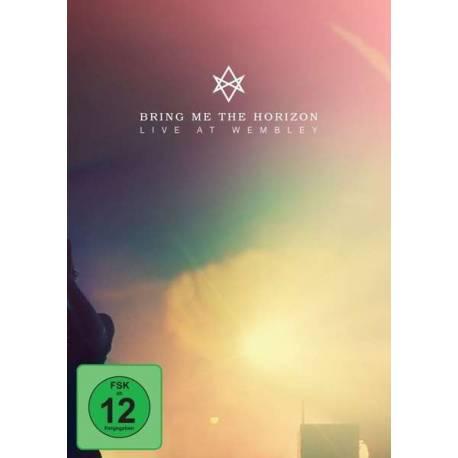DVD Bring Me the Horizon - Live At Wembley Arena