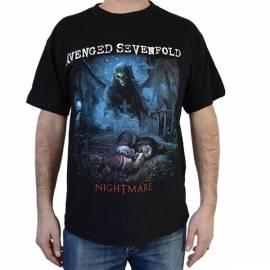 Tricou AVENGED SEVENFOLD - Nightmare