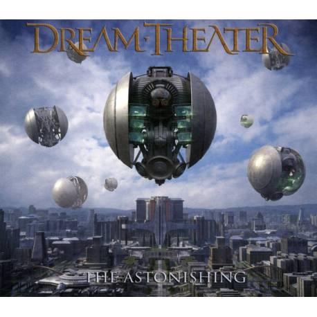 CD Dream Theater - Astonishing