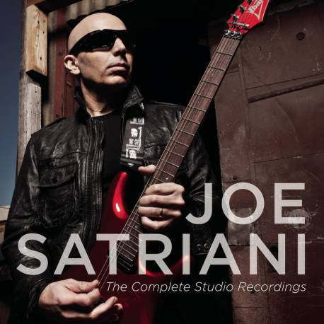 CD JOE SATRIANI - Complete Studio Recordings