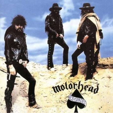 CD Motorhead - Ace of Spades (Deluxe Edition)