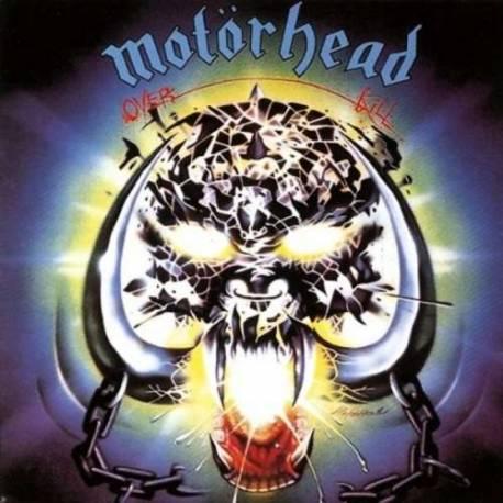 CD Motorhead - Overkill (Deluxe Edition)