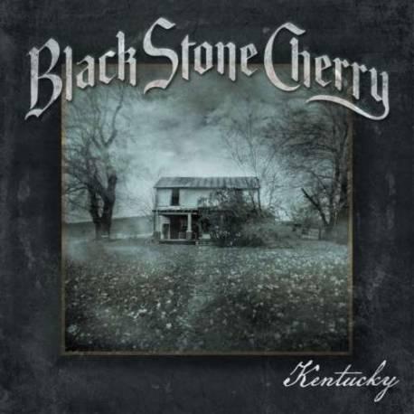 CD + DVD Black Stone Cherry - Kentucky