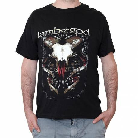Tricou LAMB OF GOD - Logo