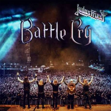 CD Judas Priest - Battle Cry