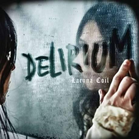 CD Lacuna Coil - Delirium