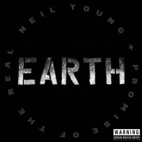 CD Neil Young - Earth
