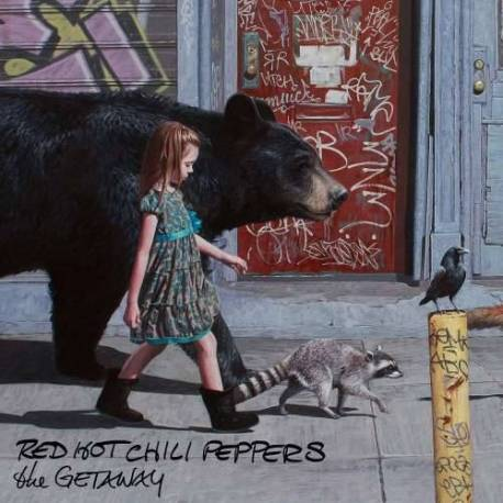 CD Red Hot Chili Peppers - Getaway