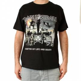 Tricou IRON MAIDEN - A Matter of Life and Death