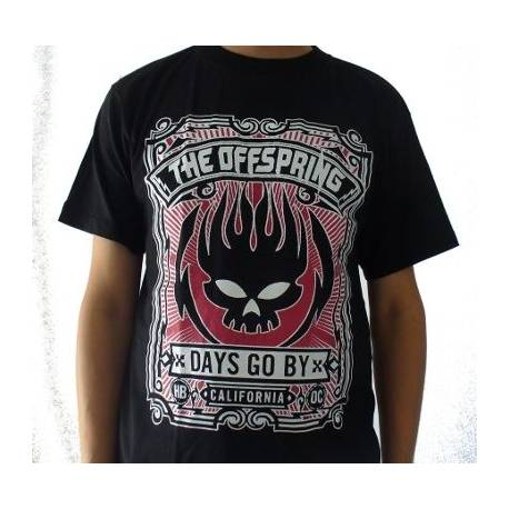 Tricou THE OFFSPRING - Days Go By