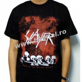 Tricou SLAYER - World Painted Blood