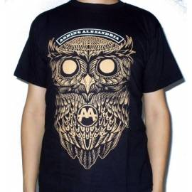 Tricou ASKING ALEXANDRIA - The Owl