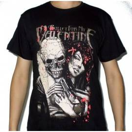 Tricou BULLET FOR MY VALENTINE - Seduced