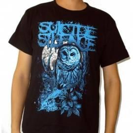 Tricou SUICIDE SILENCE - Blue Owl