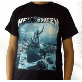 Tricou HELLOWEEN - My God Given Right