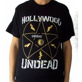 Tricou HOLLYWOOD UNDEAD - Pentagrama